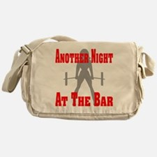 Another Night At The Bar Messenger Bag
