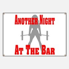 Another Night At The Bar Banner