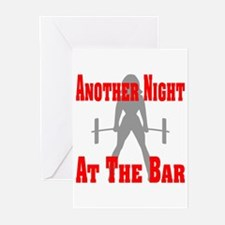 Another Night At The Bar Greeting Cards (Pk of 20)