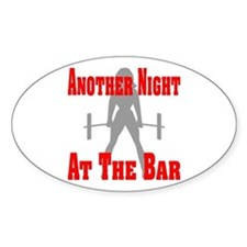 Another Night At The Bar Decal