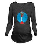 gumball-machine.png Long Sleeve Maternity T-Shirt
