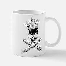 Artillery Skull Cross Cannons Mugs