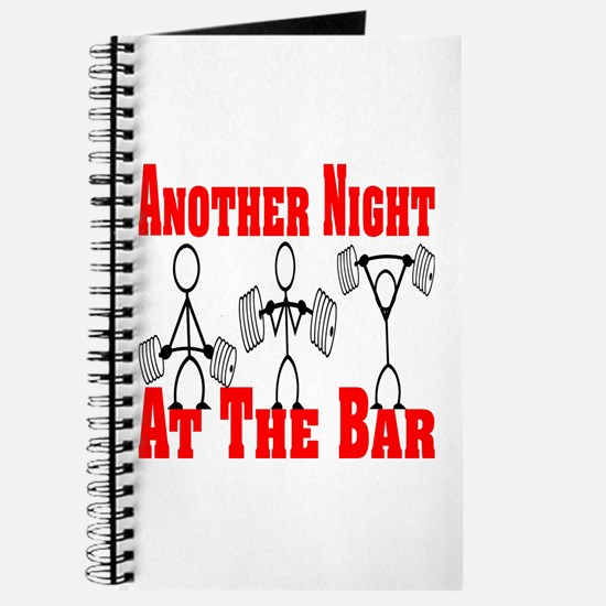 Another Night At The Bar Journal