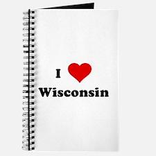 I Love Wisconsin Journal