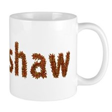 Bradshaw Fall Leaves Mugs