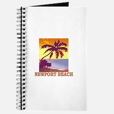 Unique Newport beach Journal