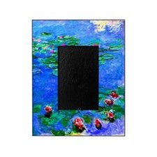 Monet - Water Lilies - 2 Red Picture Frame