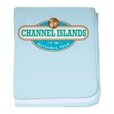 Channel Islands National Park baby blanket