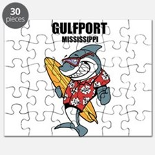 Gulfport, Mississippi Puzzle