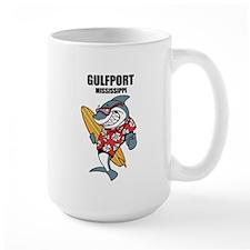 Gulfport, Mississippi Mugs