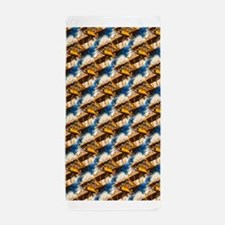 Wings Aloft Pattern Beach Towel