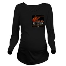 Coal miner%27s wife Long Sleeve Maternity T-Shirt