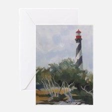 St. Augustine Lighthouse Greeting Cards