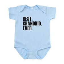 Best Grandkid Ever Body Suit