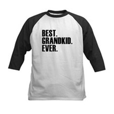 Best Grandkid Ever Baseball Jersey