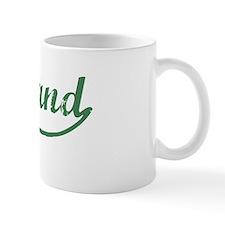 Vintage Greenland (Green) Mug