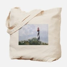 St. Augustine Lighthouse Tote Bag