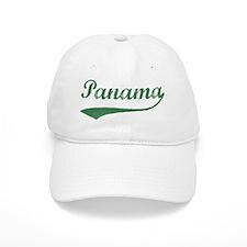 Vintage Panama (Green) Baseball Cap