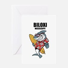 Biloxi, Mississippi Greeting Cards