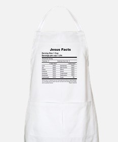 Jesus Facts Apron