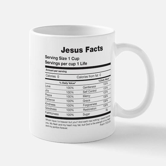 Jesus Facts Mugs