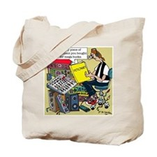 Planned Obsolescence Tote Bag