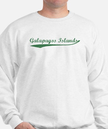 Vintage Galapagos Islands (Gr Sweatshirt