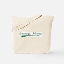 Vintage Galapagos Islands (Gr Tote Bag
