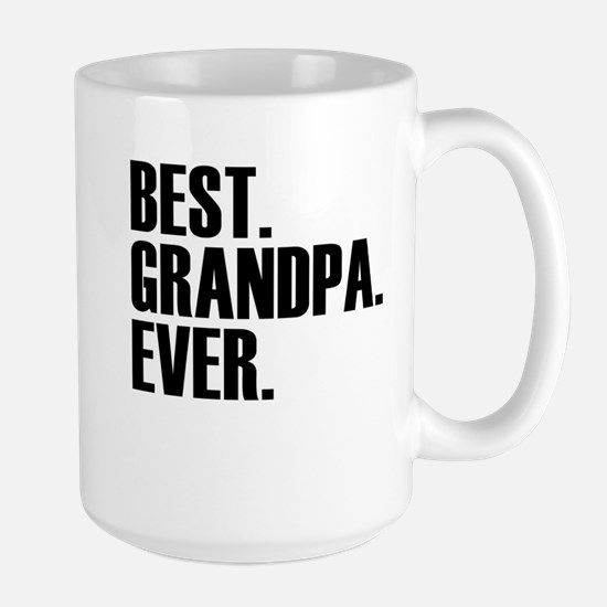 Best Grandpa Ever Mugs