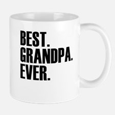 Best Grandpa Ever Mugs