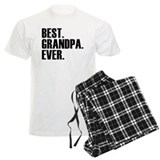 Best grandpa Men's Light Pajamas