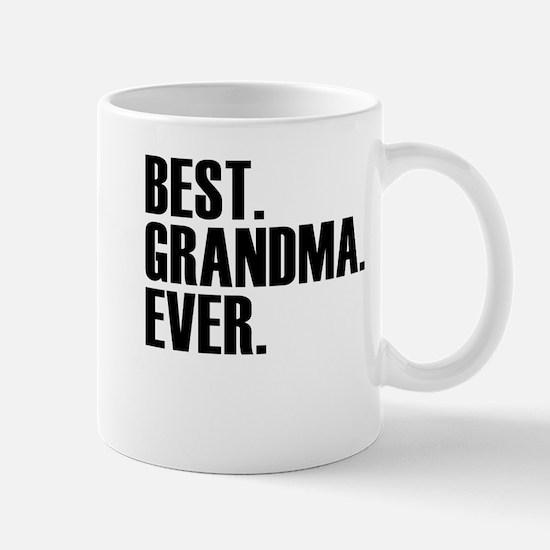 Best Grandma Ever Mugs