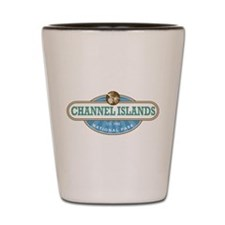 Channel Islands National Park Shot Glass