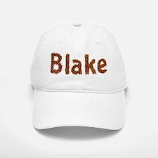 Blake Fall Leaves Baseball Baseball Baseball Cap