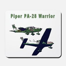 Piper Warrior Mousepad