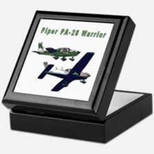 Piper Warrior Keepsake Box