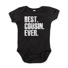 Best Cousin Ever Baby Bodysuit