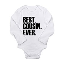 Best Cousin Ever Body Suit