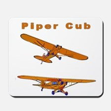 Piper Cub Mousepad