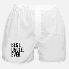 Best Uncle Ever Boxer Shorts