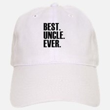 Best Uncle Ever Baseball Baseball Baseball Cap