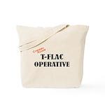 T-FLAC Operative w/Cherry Tote Bag
