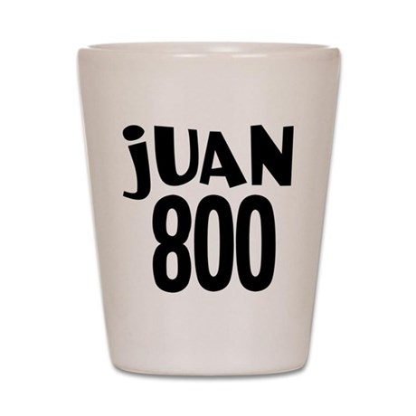 Juan 800 Shot Glass
