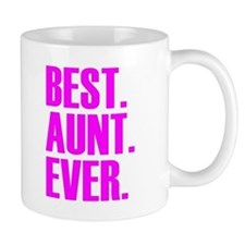 Best Aunt Ever Mugs