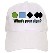 Whats your sign? Baseball Cap