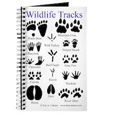 Wildlife Tracks Journal