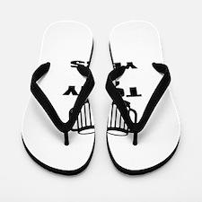 To My 27 Years Birthday Designs Flip Flops