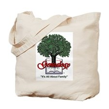 It's All About Family Tote Bag