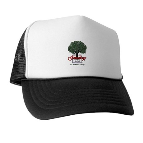 It's All About Family Trucker Hat