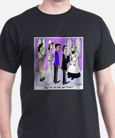 Who Has the Prenup? T-Shirt